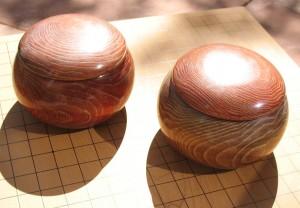 Chestnut bowls